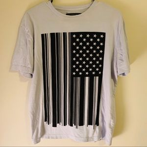 French Connection | American Flag T-shirt